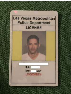 licensed locksmith in las vegas