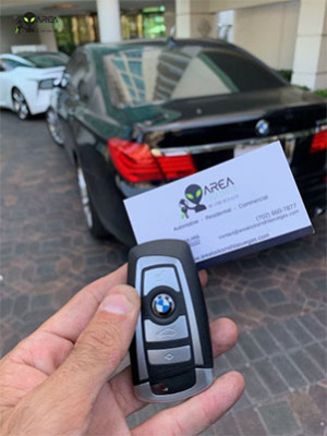 bmw car key made